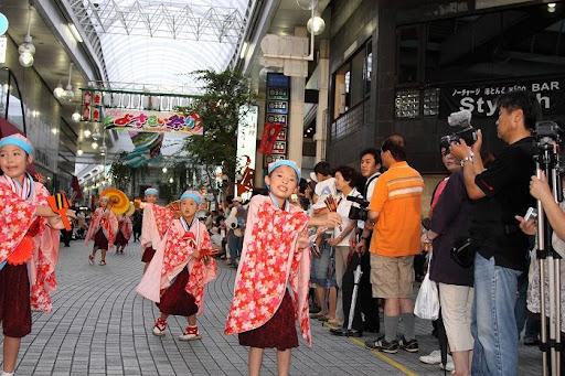 本祭2日目 帯屋町筋演舞場  116     D-16125