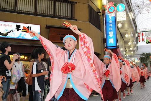 本祭2日目 帯屋町筋演舞場  101     D-16096