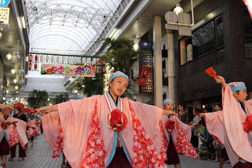 本祭2日目 帯屋町筋演舞場  108     D-16107