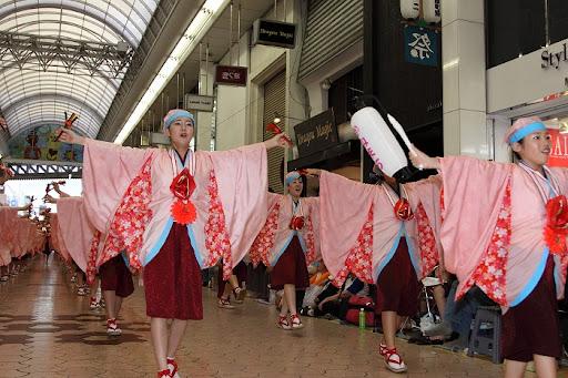 本祭2日目 帯屋町筋演舞場  5     D-15927