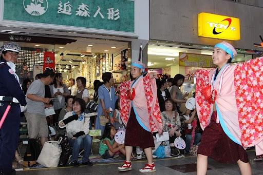本祭2日目 帯屋町筋演舞場  56     D-16031