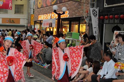 本祭2日目 帯屋町筋演舞場  76     D-16067