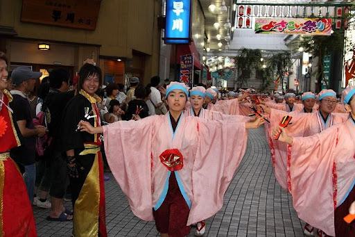 本祭2日目 帯屋町筋演舞場  97     D-16087