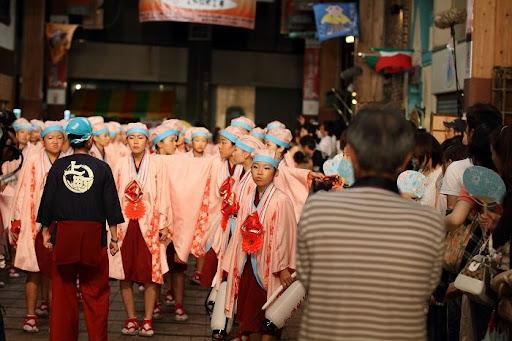 本祭2日目 はりまや橋演舞場  2     D-15402
