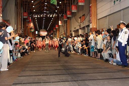本祭2日目 はりまや橋演舞場  11     D-16195