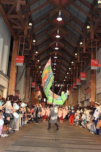 本祭2日目 はりまや橋演舞場  12     D-16201