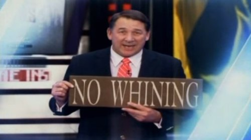 Mike Milbury wants to pansify the NHL