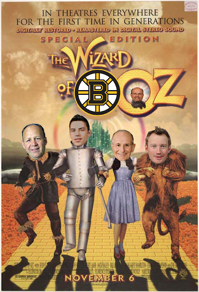 wizard of boz
