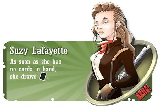 Suzy Lafayette