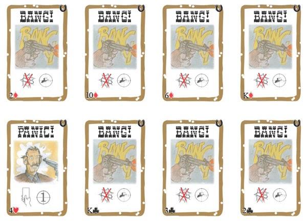 Bang Card Game Pdf
