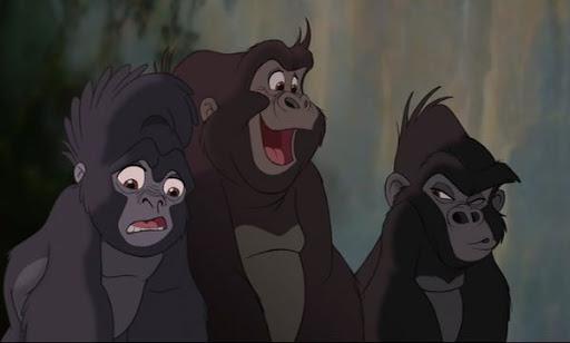 Tarzan 2 Characters Diversion 2.0: ...