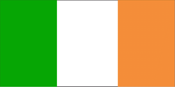 The Irish Tricolour Guidlines For Use Of National Flag