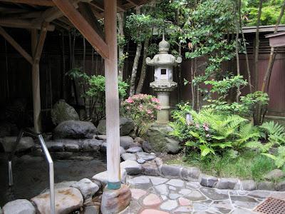Kinosaki Onsen bath