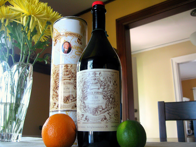 Carpano Antica Formula: Italian Sweet Vermouth Makes a Comeback