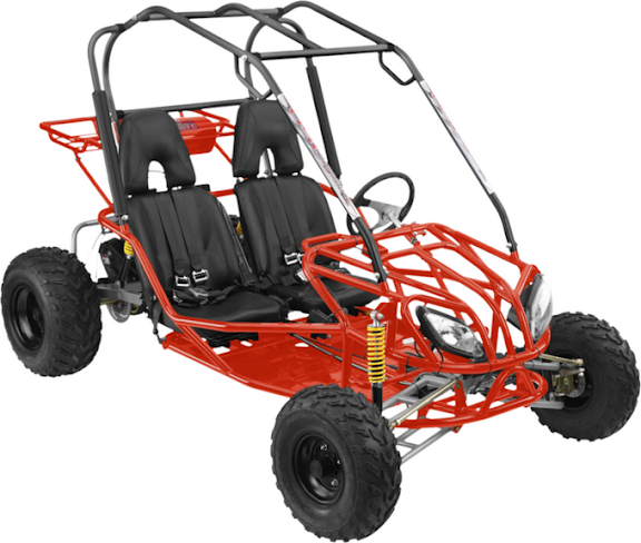 150cc Baja Reaction Dune Buggy