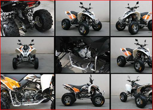 300cc Mad Max Race Quad Bike Sports Atv with EGL Watercooled Taiwanese Engine photos
