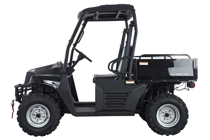 400cc 4x4 Utility Farm Vehicle UTV Ute for sale