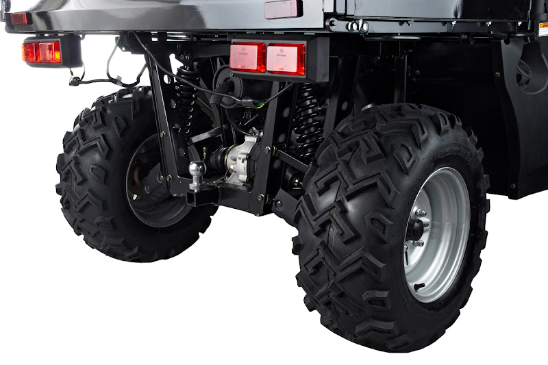 400cc Hisun 4WD Utility Farm Vehicle UTV Ute with Independent rear suspension