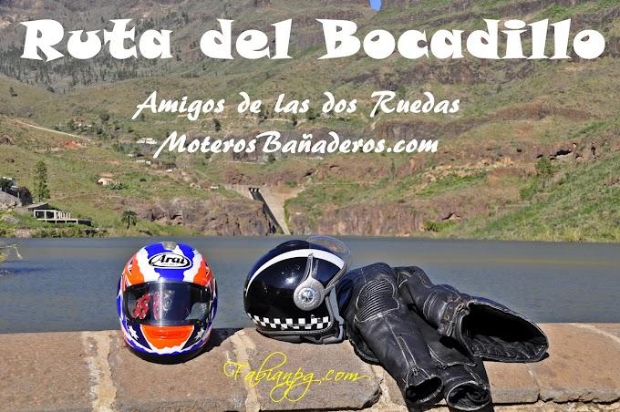 """Ruta  del Bocadillo  """"Amigos de las dos ruedas"""""""