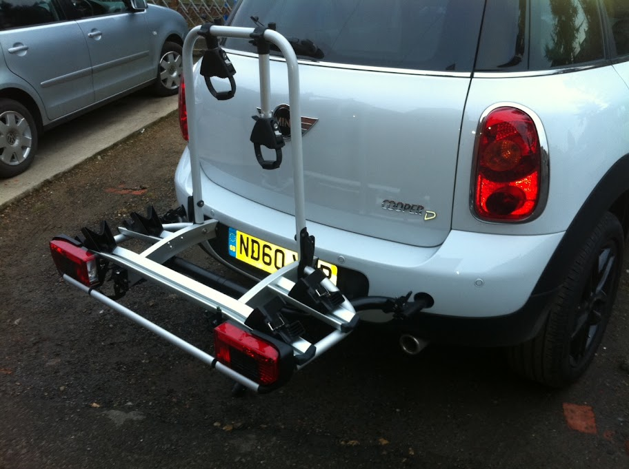 Bicycle Roof Lift Vs Rear Bumper Bicycle Rack North