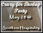 Crazy for Burlap Party