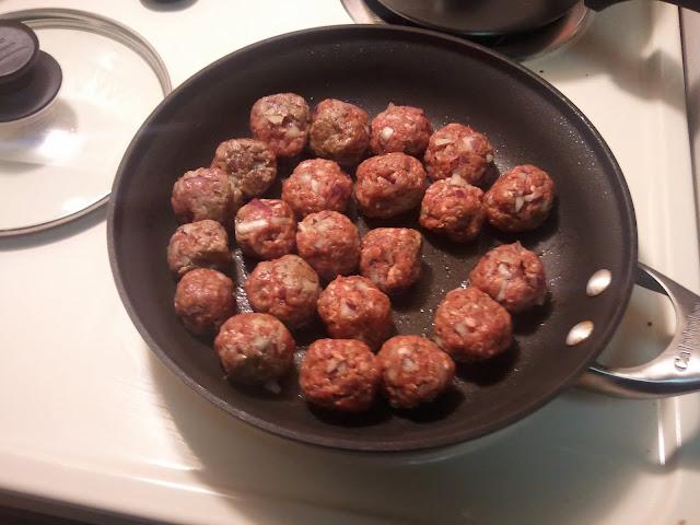 cooking balls