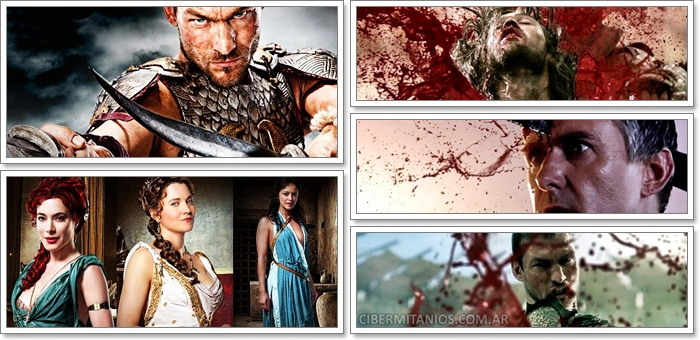 Spartacus: Blood and Sand (Spartacus: Sangre y Arena)