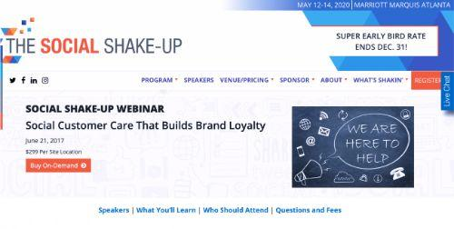 Social Customer Care That Builds Brand Loyalty Webinar