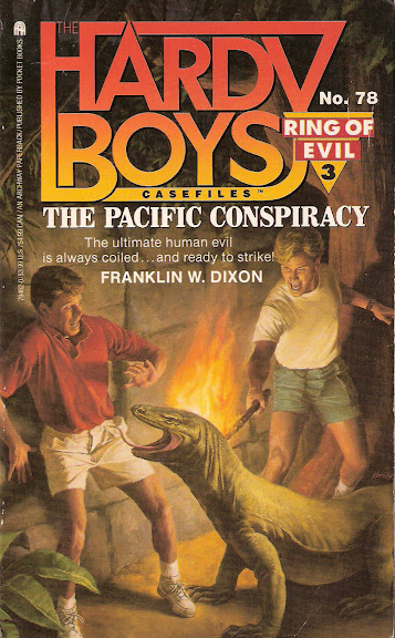 The Pacific Conspiracy cover