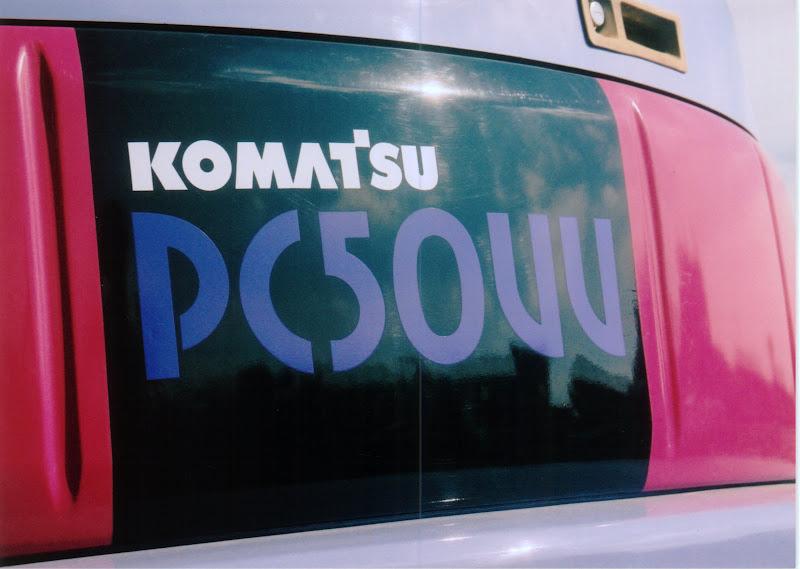 Komatsu PC50UU