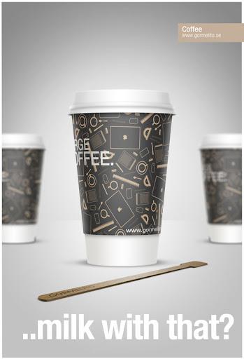 Tutorial desenhar um copo de café realista