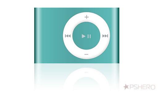 Tutorial desenhar um iPod desde o esboço