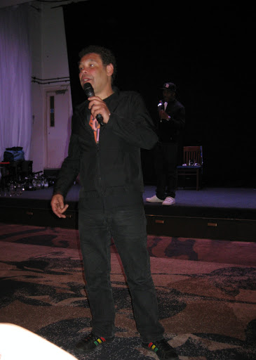 Craig Charles a Danny John-Jules