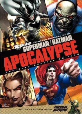 Phim Siêu Nhân Đại Chiến - Superman Batman Apocalypse