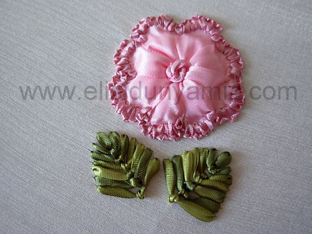 Silk ribbon embroidery tutorials for ducks