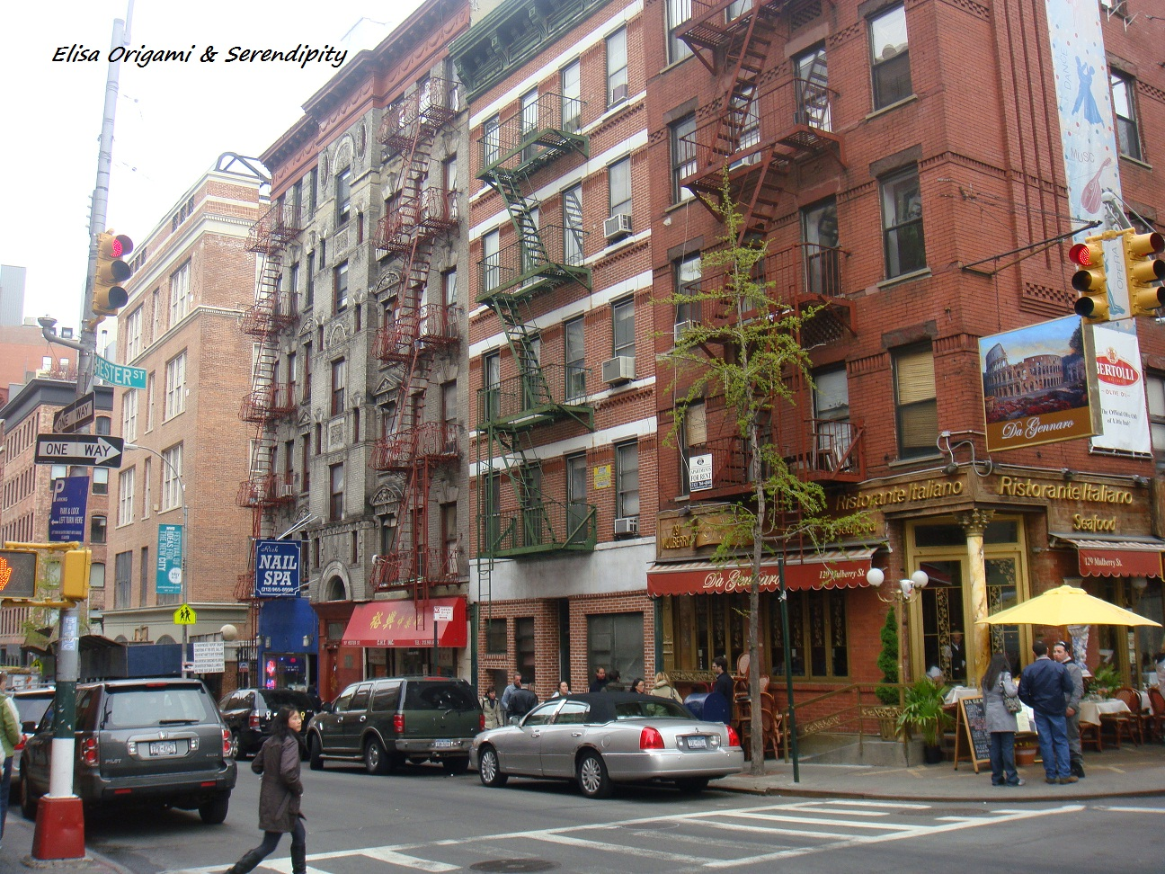 Chinatown, New York, Elisa N, Blog de Viajes, Lifestyle, Travel