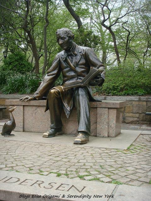 C. Andersen, Central Park, Manhattan, New York, Elisa N, Blog de Viajes, Lifestyle, Travel