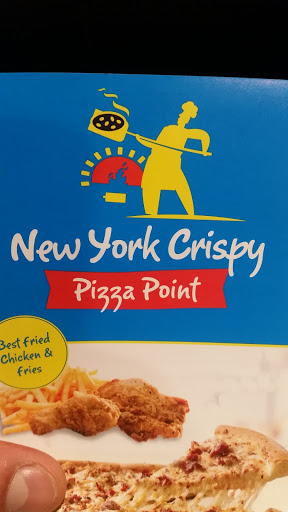 New York Crispy Pizza Point Indian Takeaway