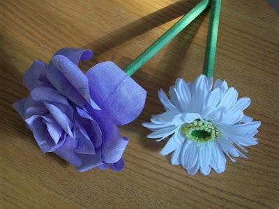 Paper roses diy 1 flower pens wedding flowers made easy paper roses diy 1 flower pens mightylinksfo
