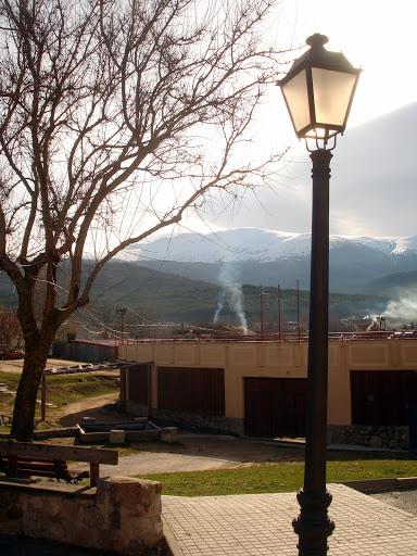 Plaza de toros de Valsaín