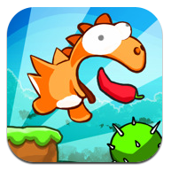 Download Dino Rush iPhone Game