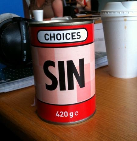 Kas ir grēks?