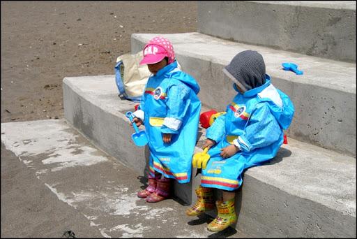 Life in Jeju 75 วันเด็กที่เกาหลี สไตร์เด็ก ข่ง