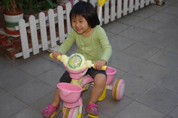 三輪車跑得快XD