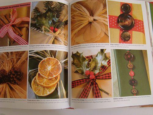 livro do natal ☆