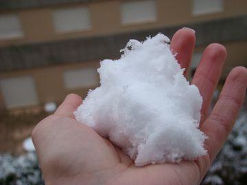 a nevar :)