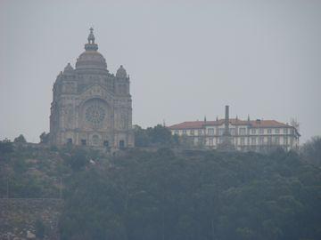 Santa Luzia, vista da cidade