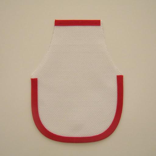 tutorial: avental de garrafa