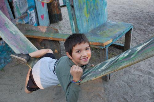 Berkeley Adventure Playground Fun