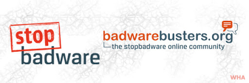 StopBadware BadwareBusters Communtiy Project to Stop Badware Virus Malware Spam Phishing Online Frauds issues facebook google